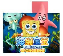 joker gaming fishspongebob