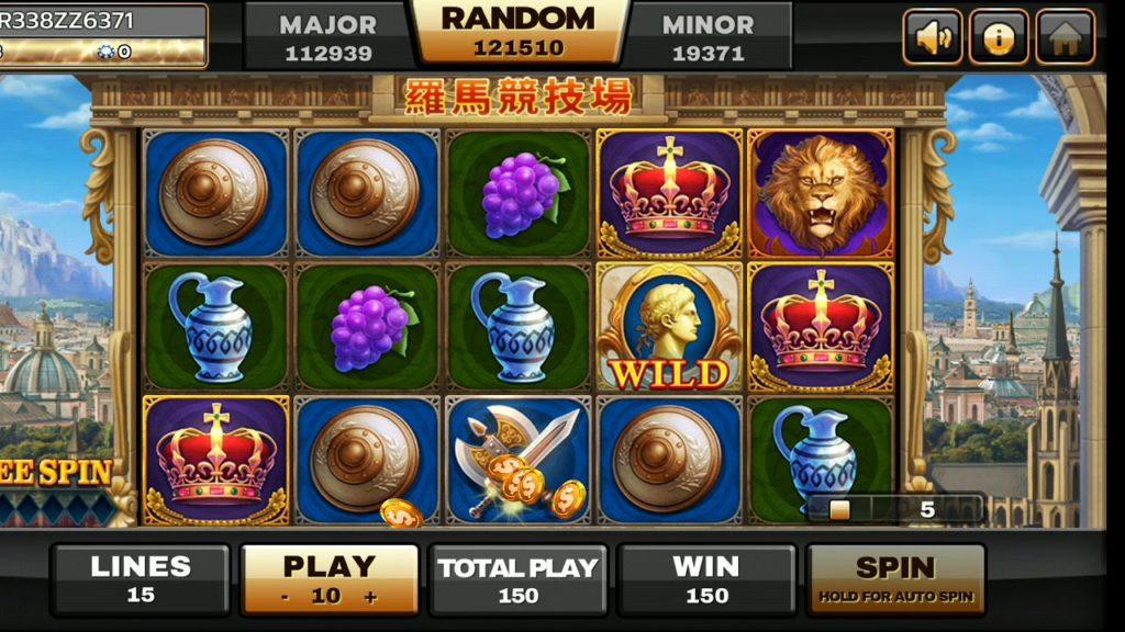 roma-slot-รีวิวเกมมือถือ