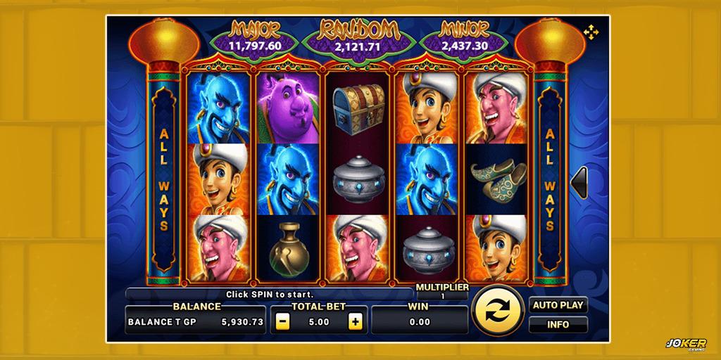 Aladdin-รีวิวเกมสล็อต1
