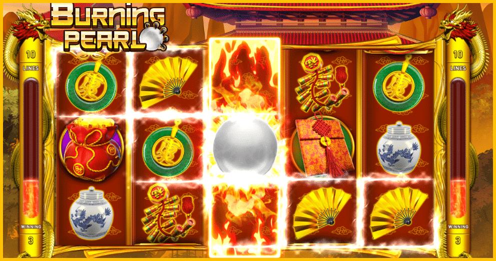 ทดลองเล่น Burning Pearl 1
