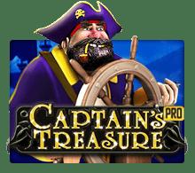 ทดลองเล่น Captains Treasure Pro กัปตันเทรชเชอร์ | JOKER123