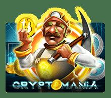 ทดลองเล่น Crypto Mania เกมสล็อตนักขุดบิทคอยน์ | JOKER123