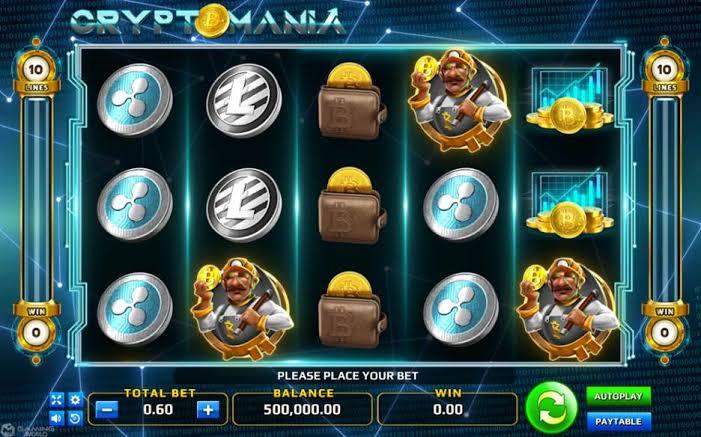 ทดลองเล่น Crypto Mania 1
