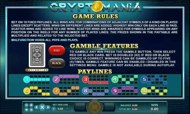 ทดลองเล่น Crypto Mania 3