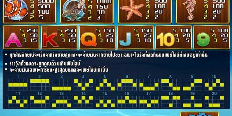 ทดลองเล่น Dolphin Reef 4