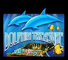 ทดลองเล่น Dolphin Treasure เกมสล็อตดินแดนมหาสมุทร | JOKER123