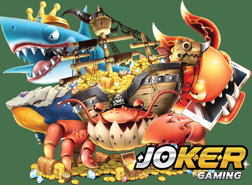 สล็อต Joker Gaming