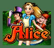 ทดลองเล่น เกมสล็อต Alice สาวน้อยขี้สงสัย  | JOKER123
