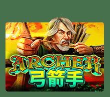 ทดลองเล่น เกมสล็อต Archer นักธนูล่าสมบัติ | JOKER123