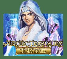 ทดลองเล่น เกมสล็อต Arctic Treasure นักล่าอาคติก | JOKER123