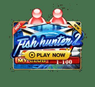 ทดลองเล่น Fish Hunter 2 EX – My Club เกมยิงปลา | JOKER123