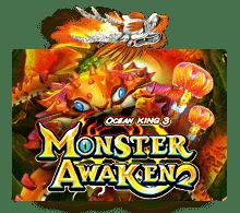ทดลองเล่น Fish Hunter Monster Awaken เกมยิงปลา   JOKER123