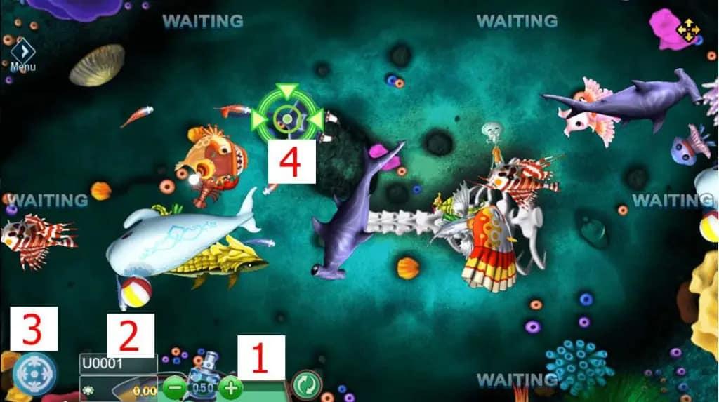 Fish Hunter Spongebob 1