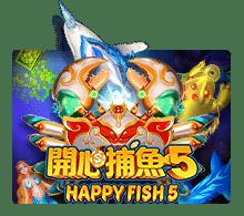 ทดลองเล่น เกมยิงปลา Fish Hunting Happy Fish 5 | JOKER123