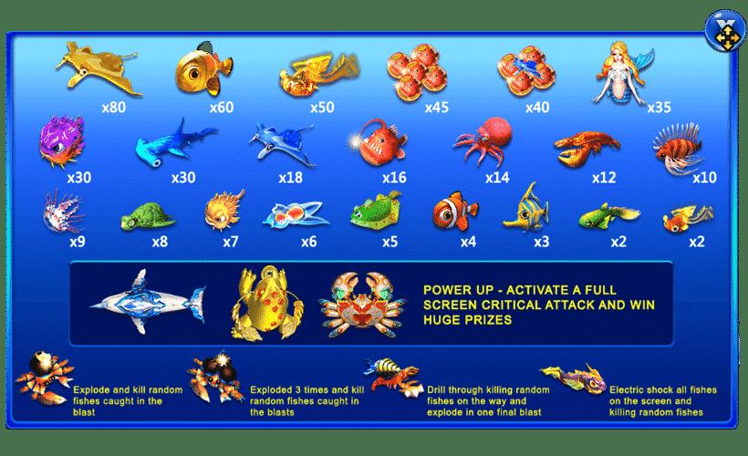 Fish Hunting Happy Fish 5 2