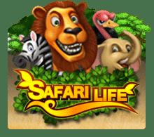 ทดลองเล่น เกมสล็อต Safari Life เกมสัตว์ป่าแอฟริกา | JOKER123