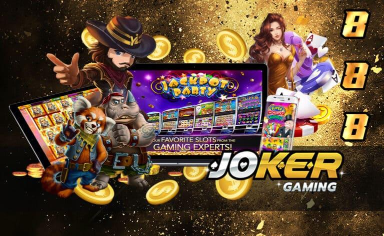 joker gaming 888