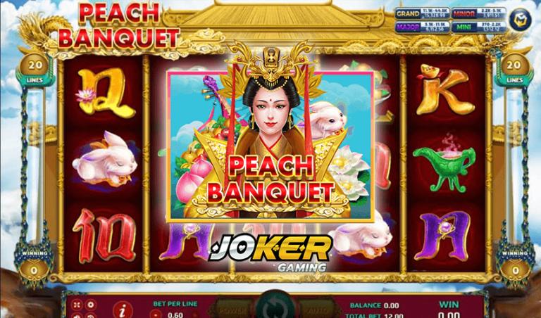 ทดลองเล่น Peach Banquet สาวงามเทศกาลงานเลี้ยงพีช 2021