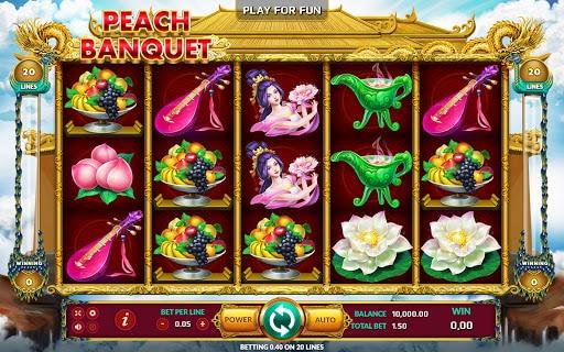 ทดลองเล่น Peach Banquet