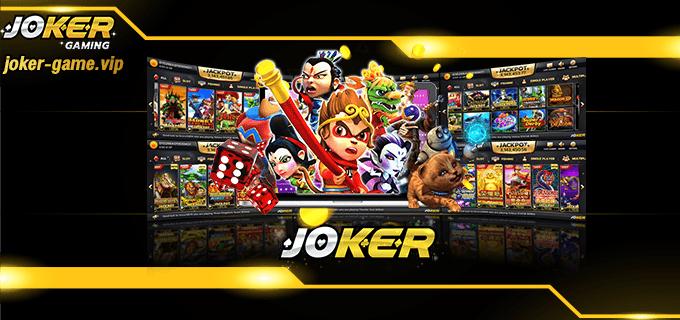 joker สล็อต88 Banner